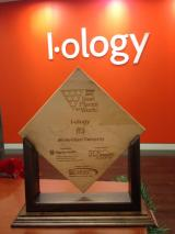 I-ology Wins #3 Best Place to Work!